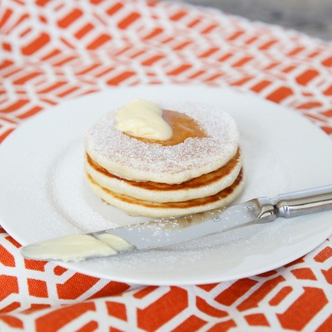 Pikelets (aka Drop Scones) recipe on For the Love of George