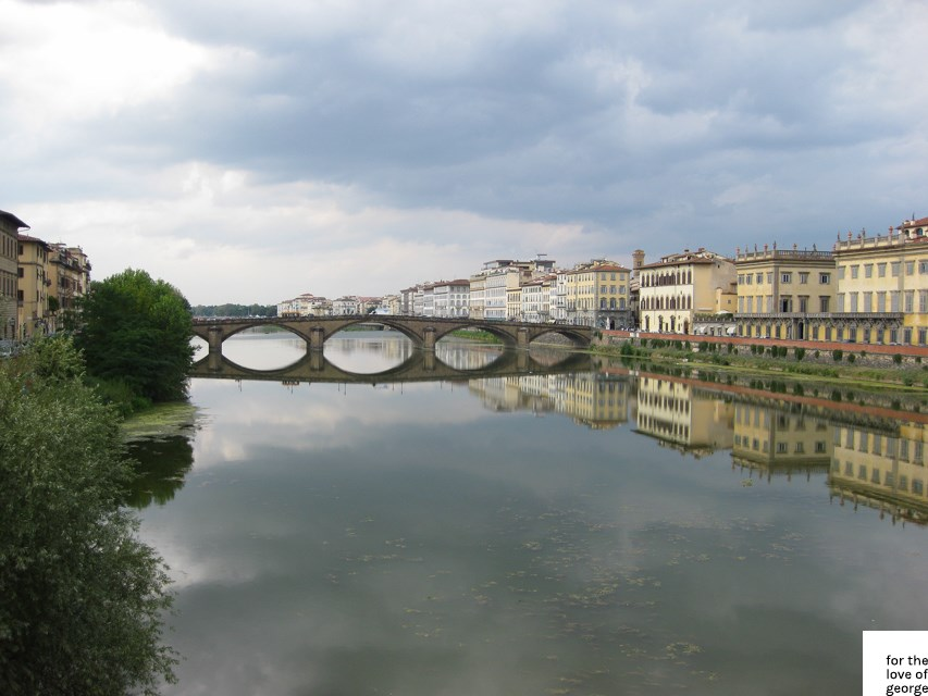 Travels in Italy: Florence; on For the Love of George